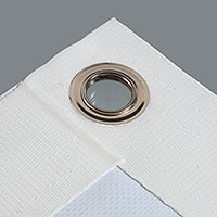 Lona microperforada pancartas de lona lonas para for Ojales para toldos